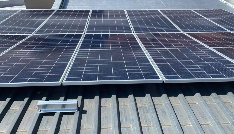 Solar installtion in Polokwane